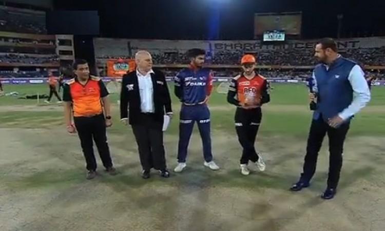 सनराइजर्स हैदराबाद के खिलाफ दिल्ली डेयरडेविल्स की टीम के प्लेइंग इलेवन का ऐलान, किए गए बदलाव Images