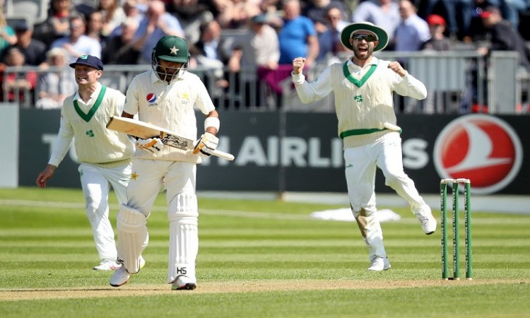 Ireland vs Pakistan Only Test