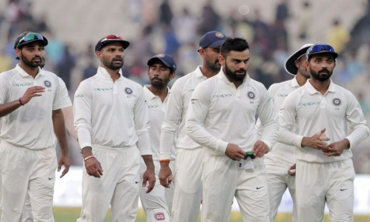 Wriddhiman Saha doubtful for Afghanistan Test