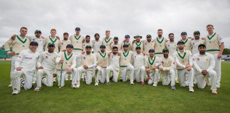 Ireland vs Pakistan