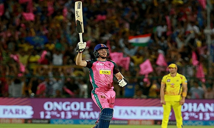 IPL 2018: Jos Buttler leads Rajasthan Royals to exciting victory