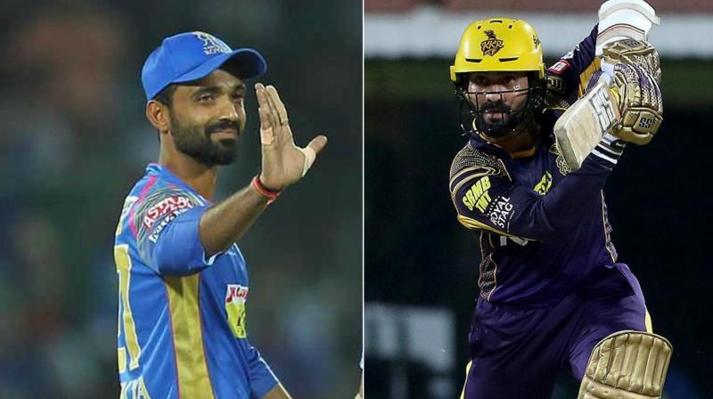 Kolkata vs Rajasthan