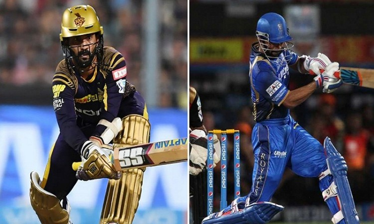 IPL 2018: Royals aim to upset favourites KKR in Eliminator