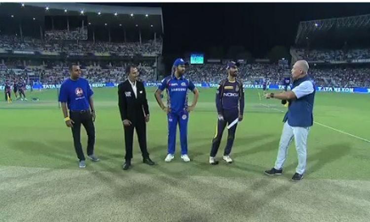मुंबई इंडियंस के खिलाफ अहम मैच के लिए केकेआर की टीम में दो अहम बदलाव, जानिए प्लेइंग XI Images