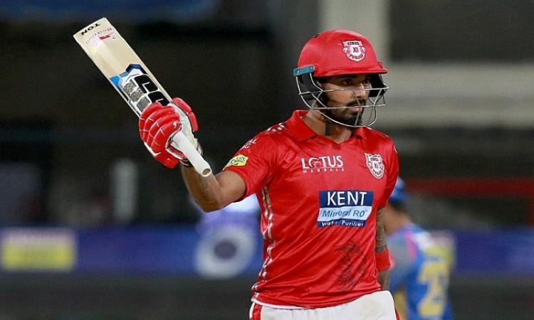 केएल राहुल की दमदार पारी के दम पर किंग्स इलेवन पंजाब ने लगाया जीत का छक्का Images