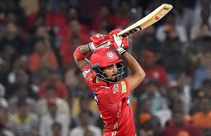 KL Rahul most sixes in IPL 2018