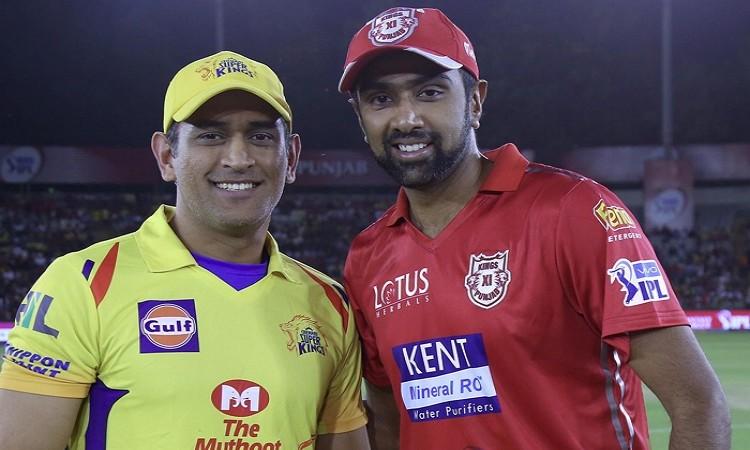 Kings XI Punjab Probable XI vs Chennai Super Kings