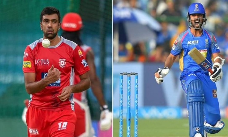Kings XI Punjab to field against Rajasthan Royals