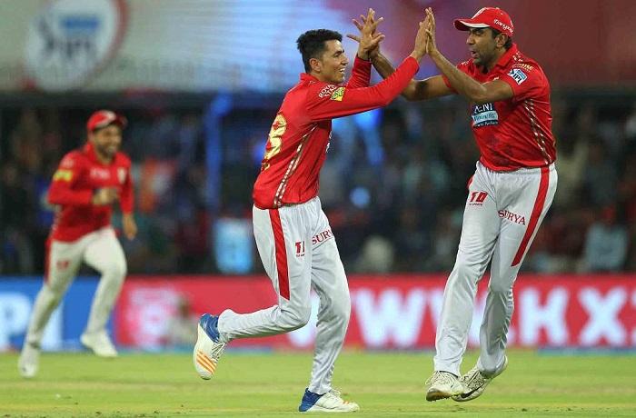 Kings XI Punjab bowlers restrict Rajasthan Royals to 152/9