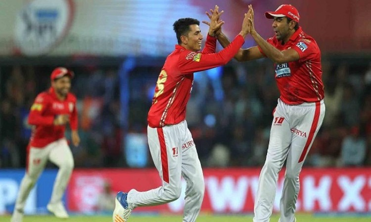 Mujeeb's 3/27 helps KXIP restrict Rajasthan Royals to 152/9