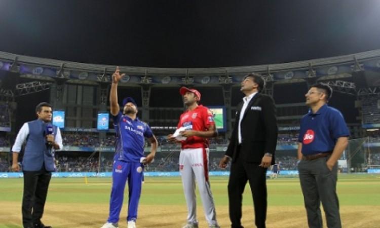 मुंबई इंडियंस के खिलाफ मैच में पंजाब की टीम में हुए दो अहम बदलाव, जानिए प्लेइंग इलेवन