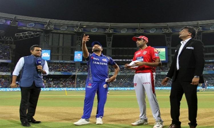 IPL 2018: KXIP opted to field vs MI