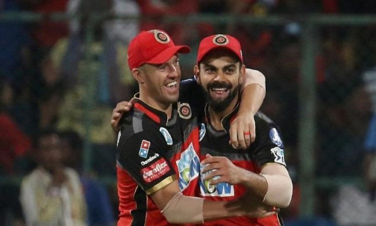 Virat Kohli Sends Emotional Message to Brother AB de Villiers Following His Retirement