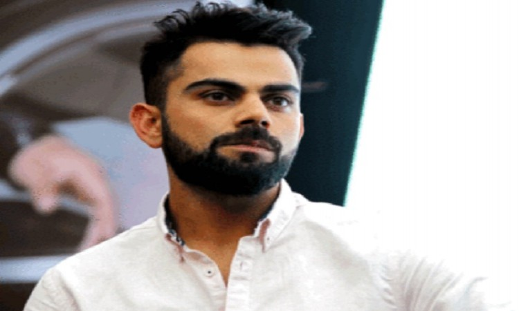 It's fun to experiment with style, says Virat Kohli