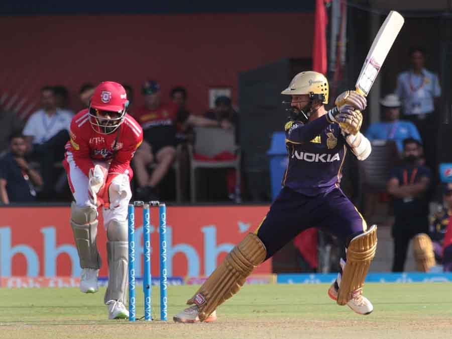 Kolkata Knight Riders Dinesh Karthik In Action During An IPL 20181 Images