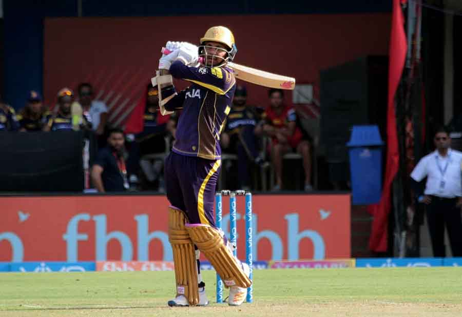 Kolkata Knight Riders Sunil Narine In Action During An IPL 20181 Images
