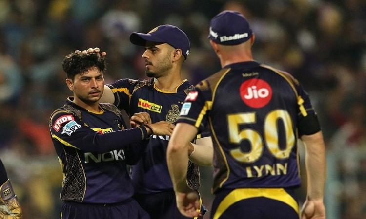 KKR banking on home advantage against Sunrisers Hyderabad says Kuldeep Yadav