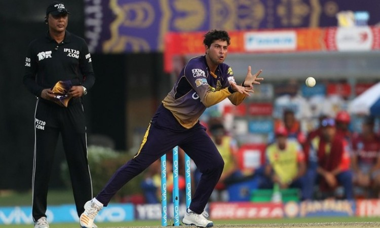 IPL 2018: Wanted to put up a good show in front of Warne, says Kuldeep Yadav