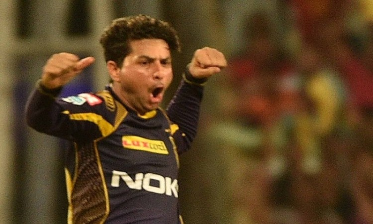 IPL 2018: Kuldeep Yadav four-for helps KKR restrict Rajasthan Royals to 142