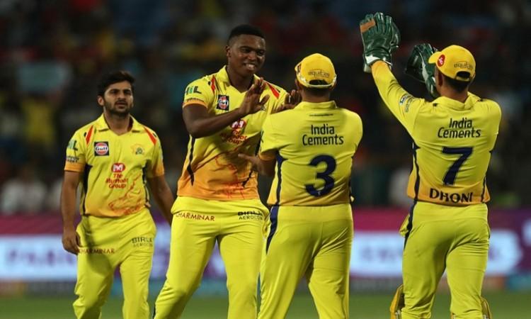 Kings XI Punjab post 153 vs Chennai Super Kings