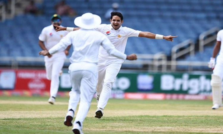 Mohammad Abbas claim 37 wickets after 7 test matches