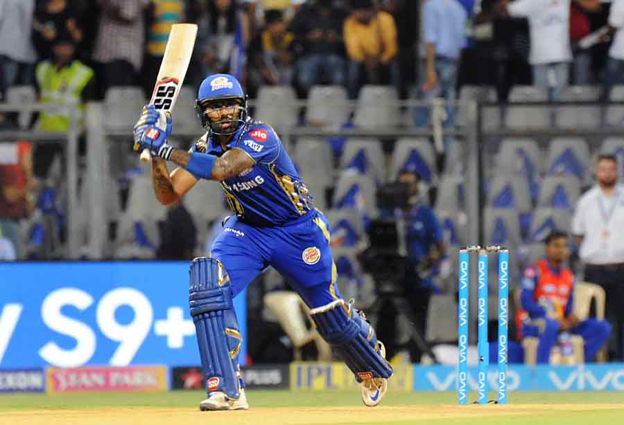 Mumbai Indians Suryakumar Yadav In Action During An IPL 20181 Images in Hindi