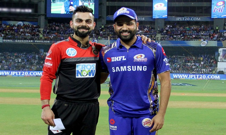 Mumbai Indians have won the toss and have opted to field vs RCB