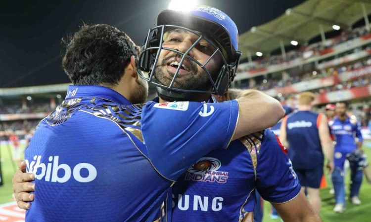 Mumbai Indians still alive in IPL, says Rohit Sharma