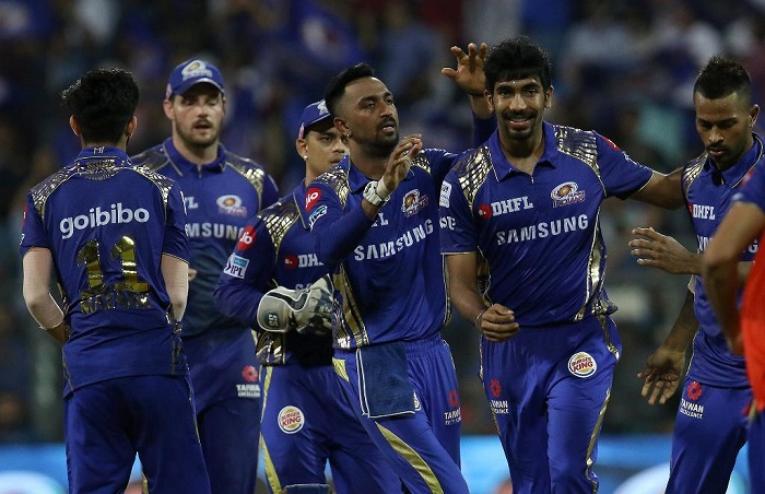 Indian Premier League 2018 Points Table after 50th match