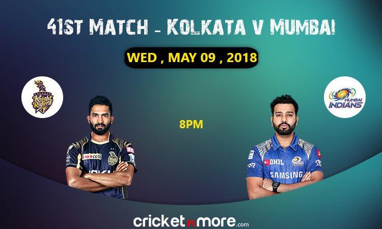 Mumbai vs Kolkata
