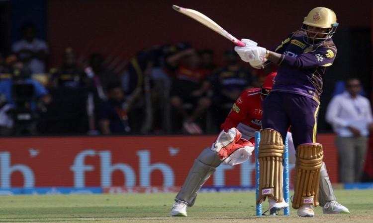 Sunil Narine, Dinesh Karthik help KKR post mammoth 245/6 against Punjab