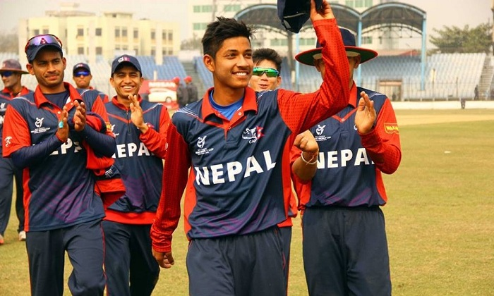 Nepal to make ODI debut against the Netherlands