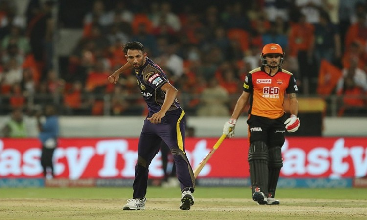 IPL 2018: KKR bowlers keep runs in check as Sunrisers Hyderabad post 172/9