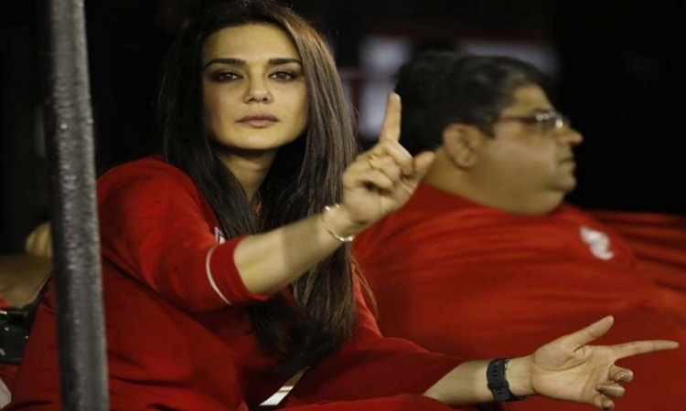 IPL 2018: Preity Zinta issues an apology to KXIP fans after season exit