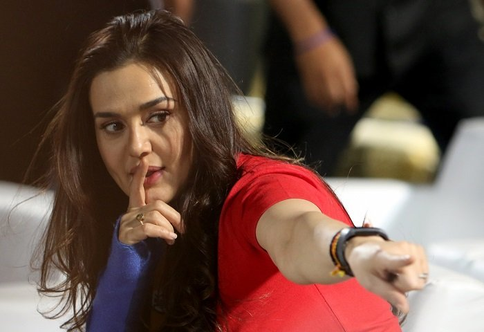 Preity Zinta issues an apology to KXIP fans after season exit