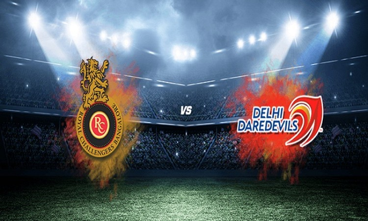 IPL2018: Laggards Royal Challengers Bangalore fancy chances against struggling Daredevils