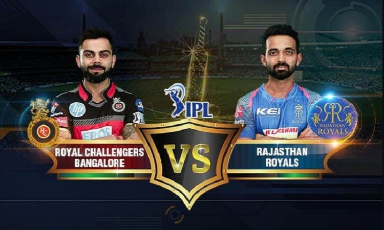 IPL 2018: Rajasthan opt to bat vs Bangalore
