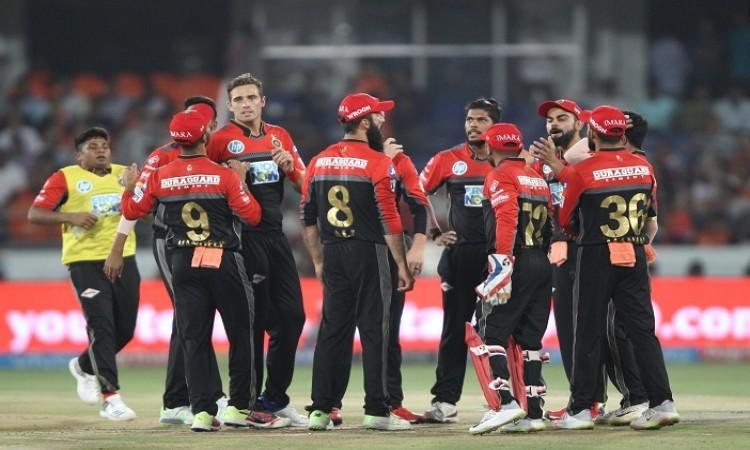Royal Challengers Bangalore probable XI vs Rajasthan Royals