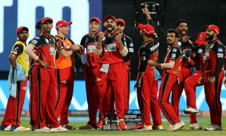 Royal Challengers Bangalore probable XI vs Sunrisers Hyderabad