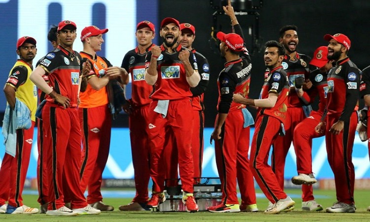 Royal Challengers Bangalore opted to field vs Sunrisers Hyderabad