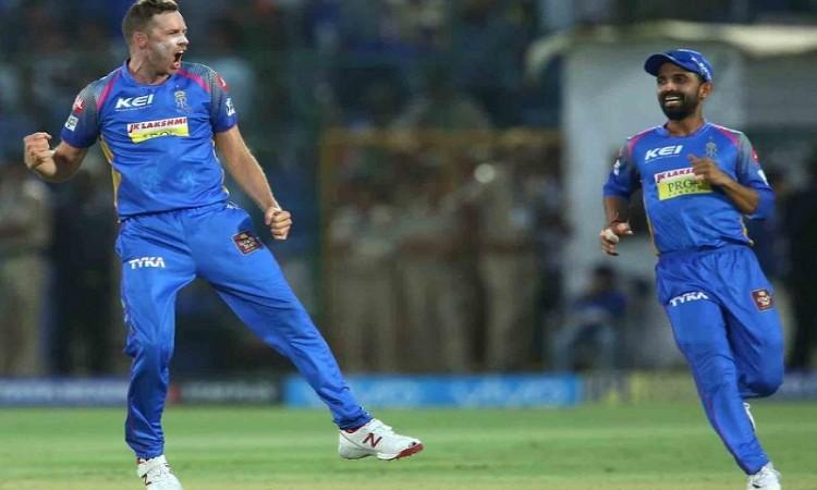 IPL 2018: RR beat RCB by 30 runs
