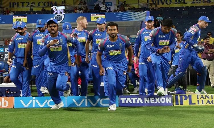 Rajasthan Royals Predicted Playing XI vs Kings XI Punjab