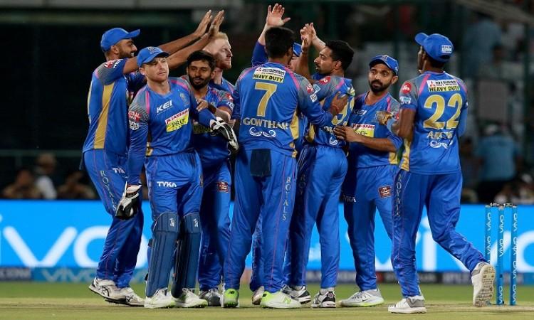 Rajasthan royals probable XI vs Kolkata Knight Riders