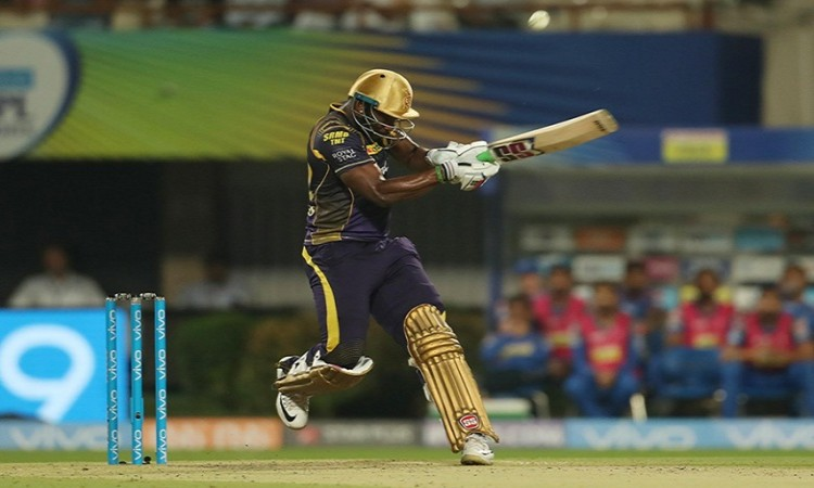 IPL Eliminator: Russell, DK help KKR to 169/7 after early collapse