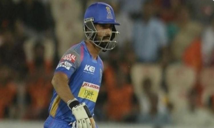 RCB के खिलाफ अहम मैच में रहाणे का मास्टर स्ट्रोक, तूफानी बल्लेबाज को बटलर की जगह टीम में किया शामिल