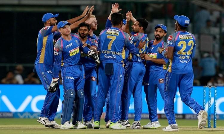 Rajasthan Royals Predicted Playing XI vs Chennai Super Kings