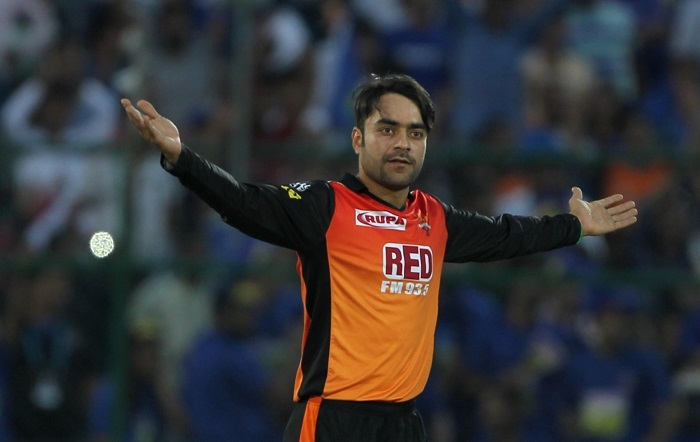 Rashid Khan Creates History against Sunrisers Hyderabad