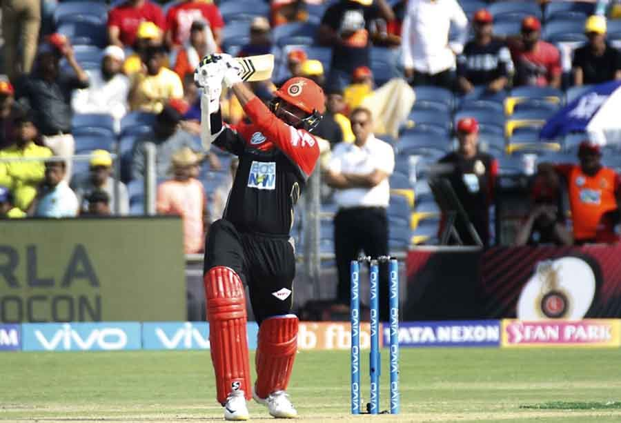 Royal Challengers Bangalore Parthiv Patel In Action During An IPL 2018 Images