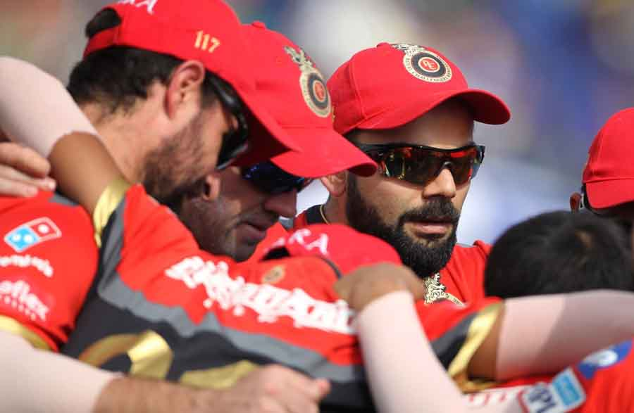 Royal Challengers Bangalore Captain Virat Kohli During An IPL 2018 Match Between Rajasthan Royals An