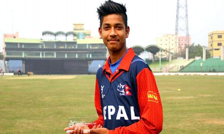 Nepal tweaker Lamichhane added to ICC World XI squad